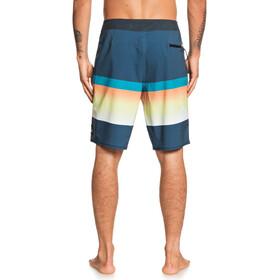 Quiksilver Highline Slab 20 Boardshorts Herren majolica blue